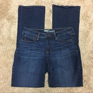 Old Navy Dreamer Long Boot Cut Jeans